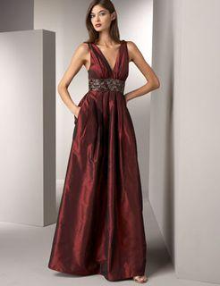 Empire Waist Valentine's Day Dress