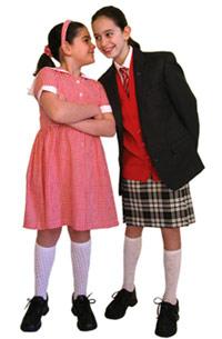 School-dress