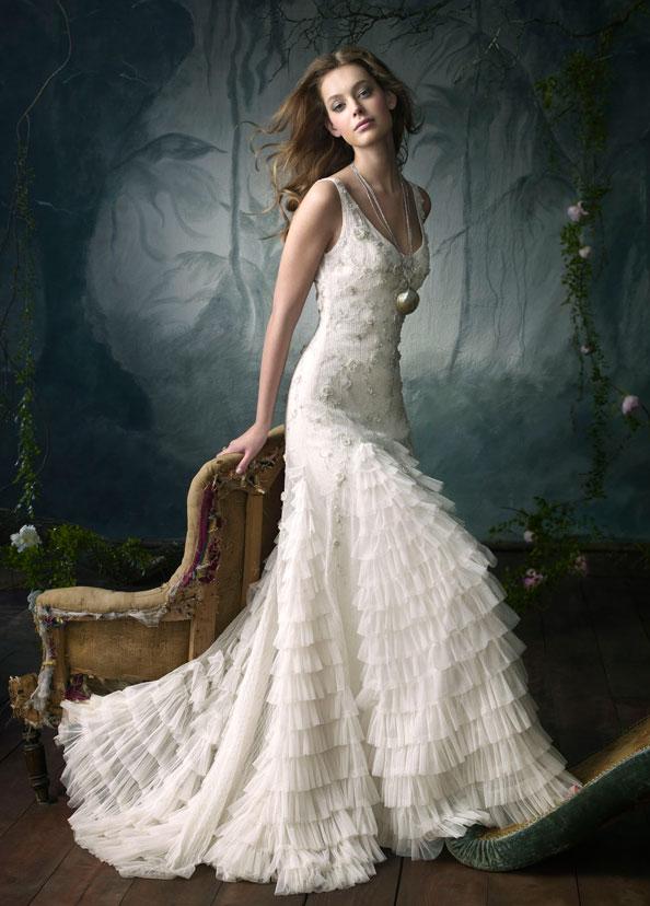 Wedding Dress for Autumn - Online Designer Gowns